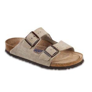 NIB Birkenstock Arizona soft footbed sandal